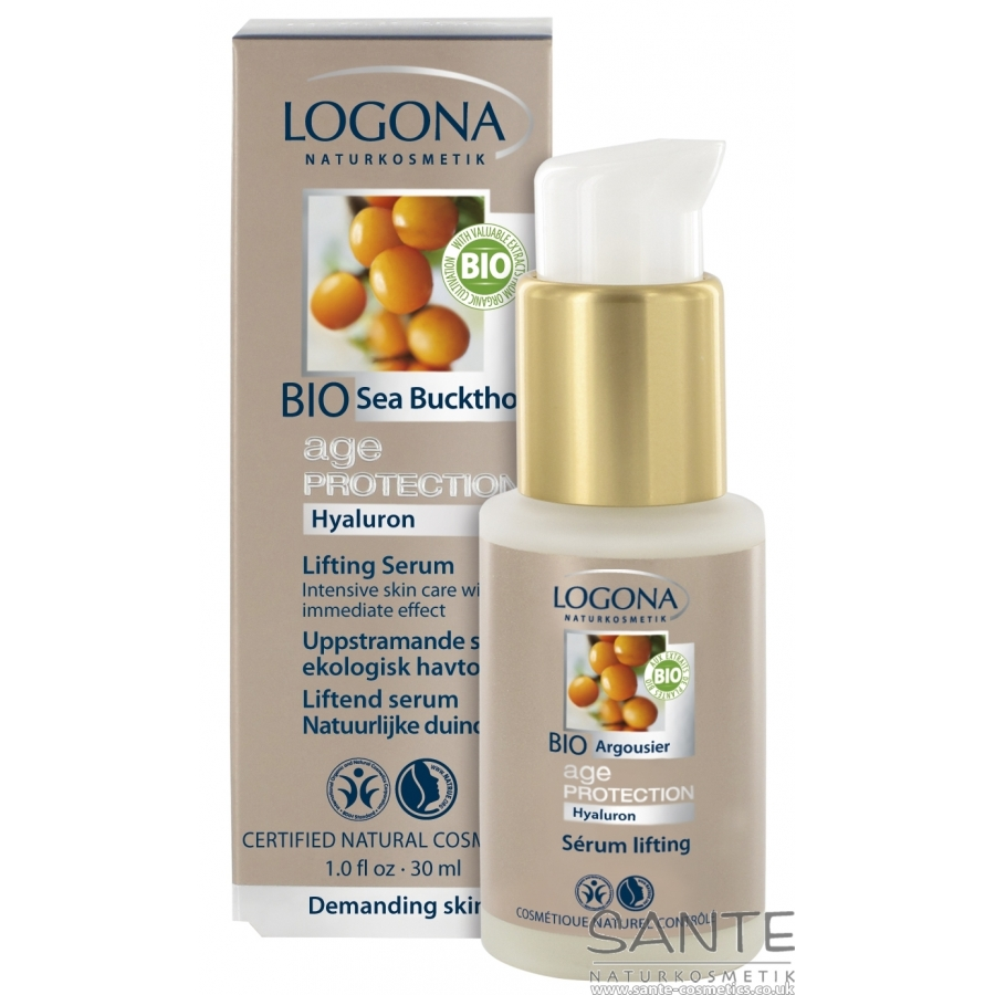 logona anti ageing lifting serum